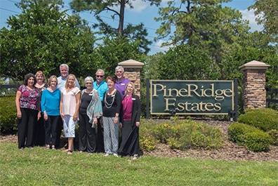Pine Ridge Home Team
